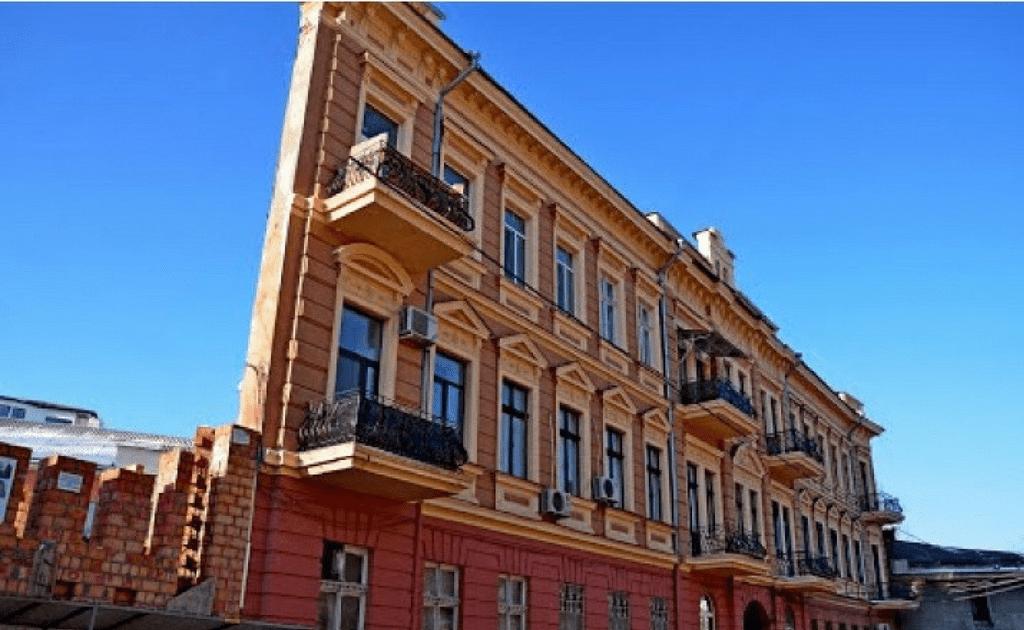 Obiective turistice Odessa - Flat House
