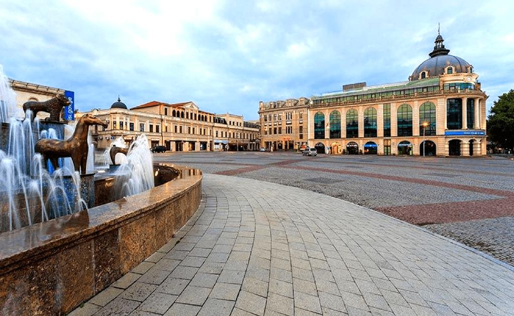 Obiective turistice Kutaisi - Centru vechi