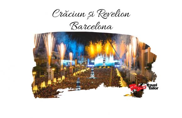 Craciun si Revelion BARCELONA – orasul lui Gaudi