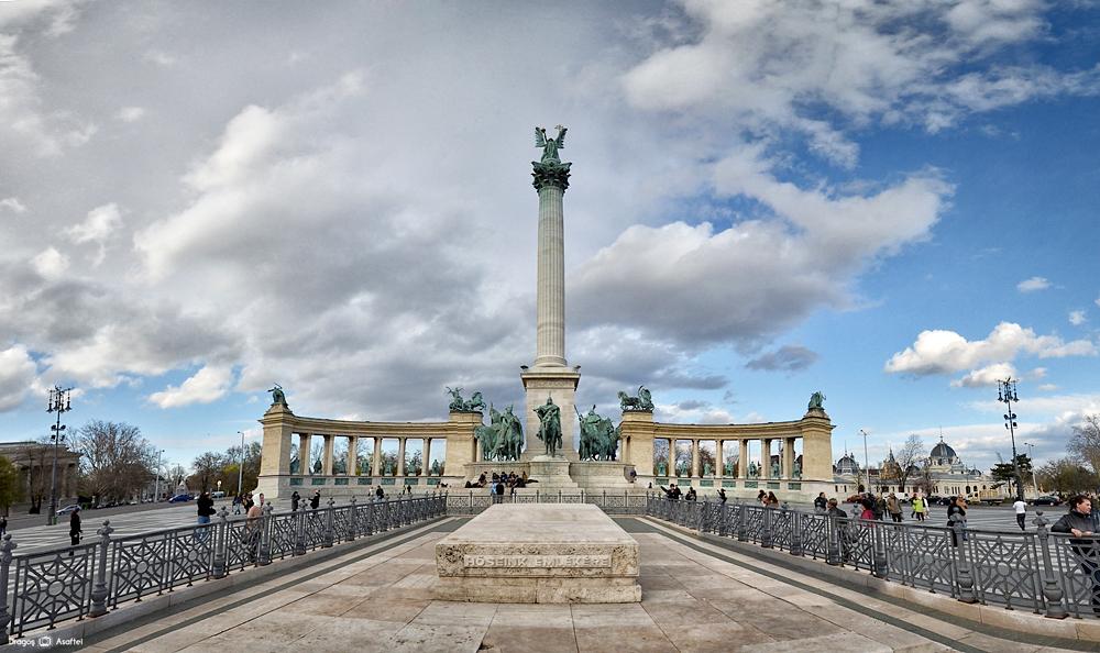 City Break Budapesta 2020