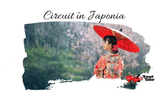 CIRCUIT JAPONIA – ȚARA CIREŞILOR ÎN FLOARE