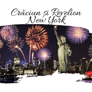 Craciun si Revelion la NEW YORK 2020 – 2021