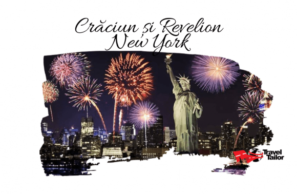 Craciun si Revelion la NEW YORK