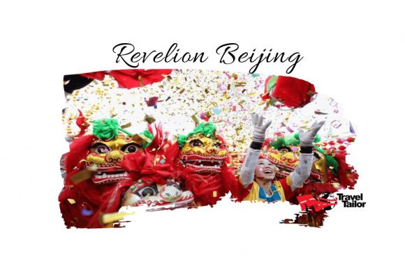 Revelion in BEIJING