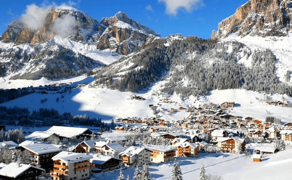Statiuni de ski Italia - Corvara