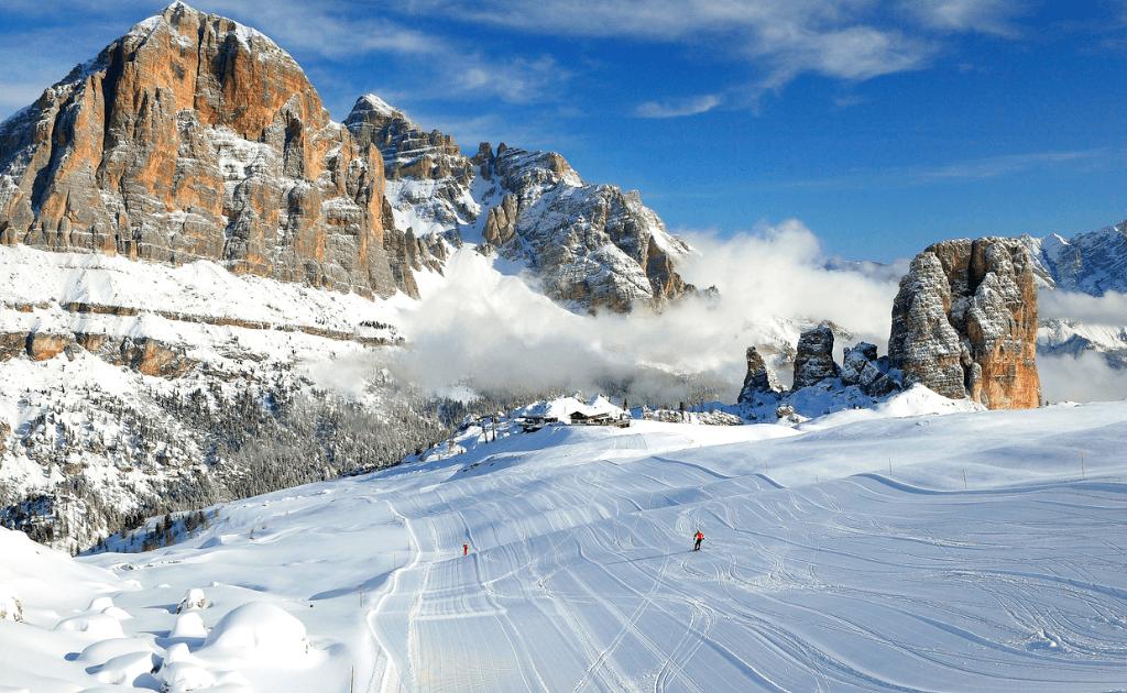 Statiuni de ski Italia - Cervinia
