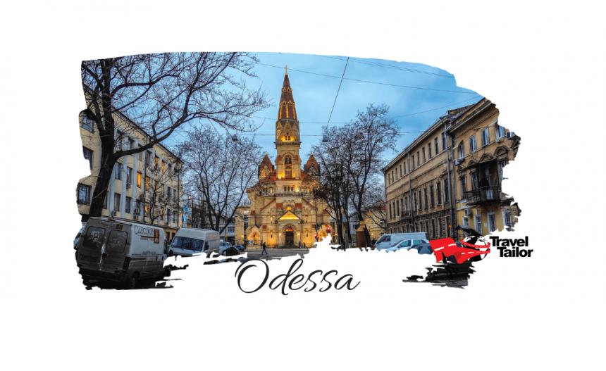 Top 7 obiective turistice Odessa – orasul port al Ucrainei