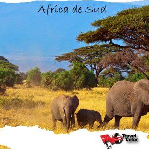 Circuit Africa de Sud si Sejur Parcul Kruger