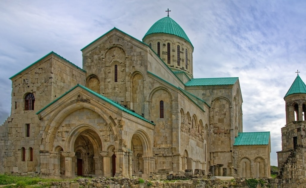 Obiective turistice Kutaisi - Catedrala