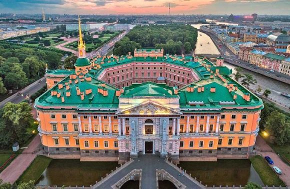 City Break Saint Petersburg 2020