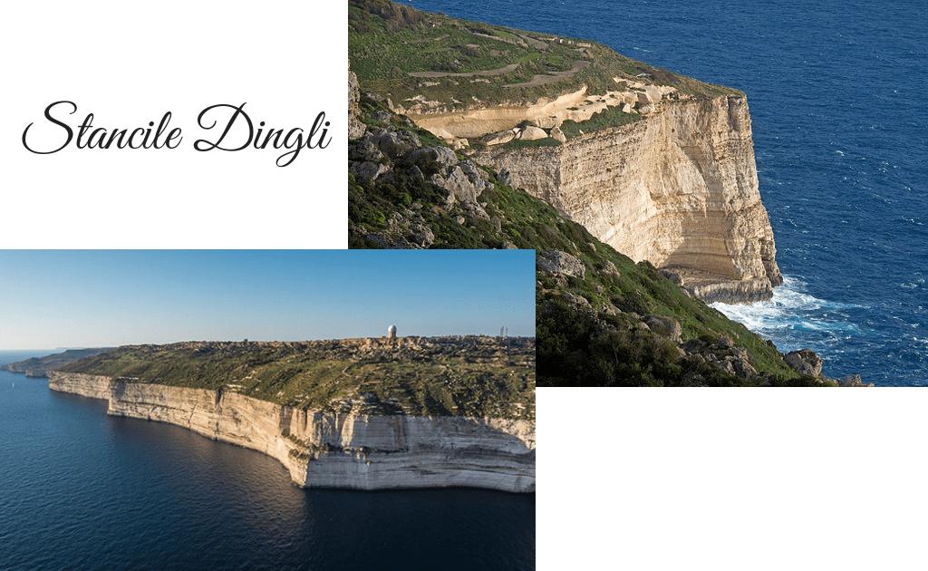 Obiective turistice Malta - Insula Digli