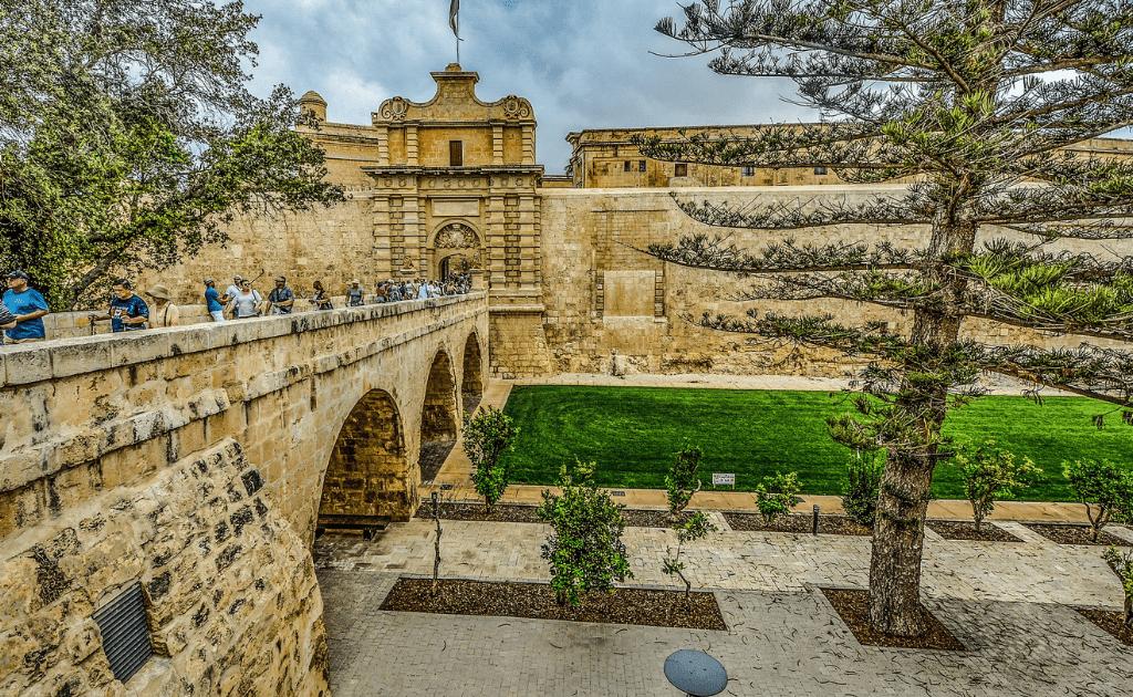 Obiective turistice Malta - Mdina