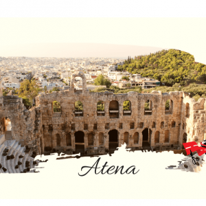 Top 7 obiective turistice Atena