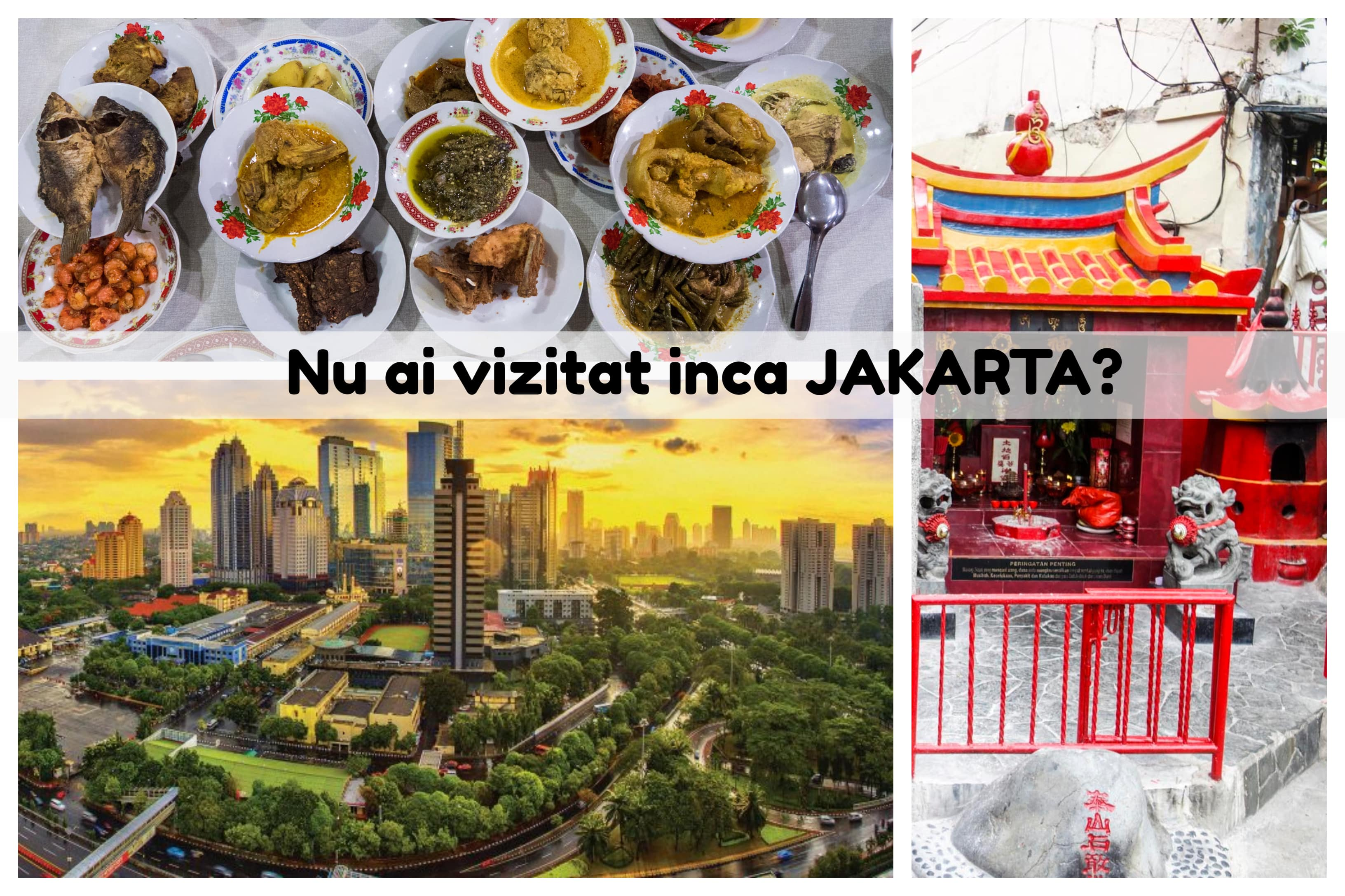 Oferta KLM Jakarta - imagini din Jakarta in ofertele KLM
