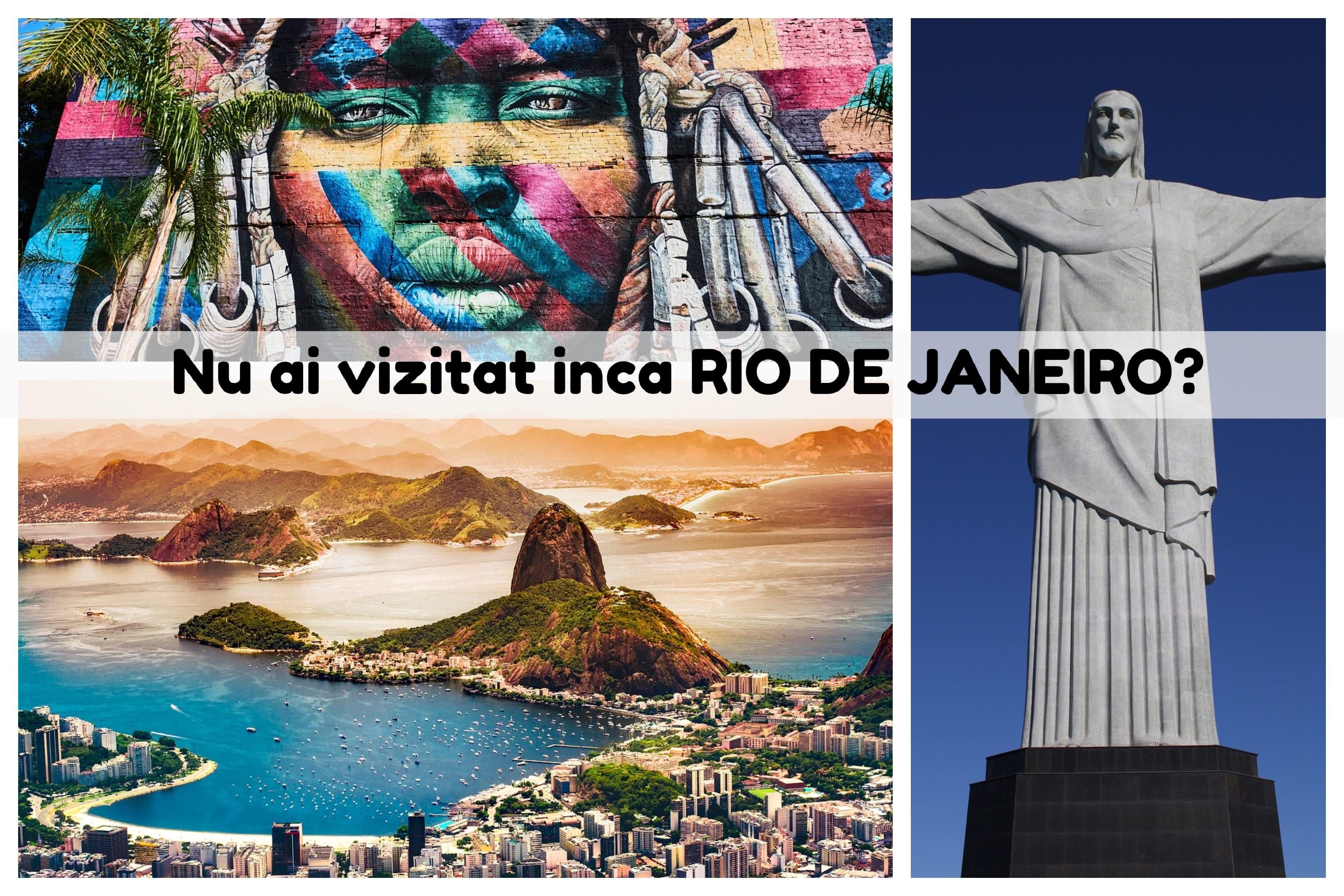 Rio de Janeiro - imagini din Brazilia, destinatie cuprinsa in oferta KLM