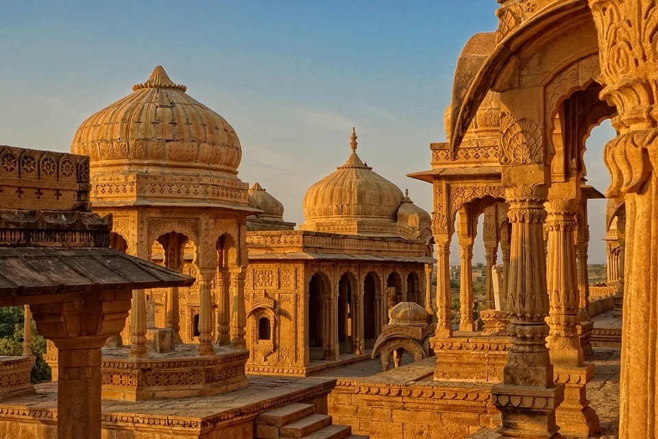 Obiective turistice Jaisalme