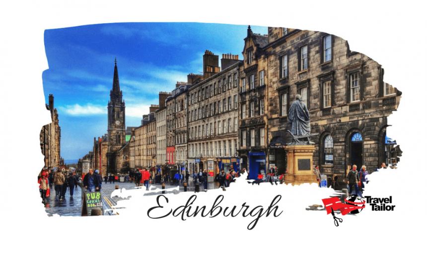 Top obiective turistice Edinburgh, Scotia