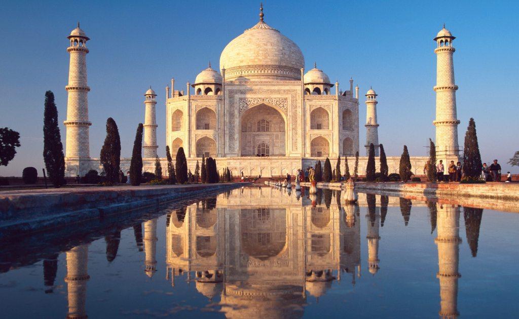 Obiective turistice India - Taj Mahal