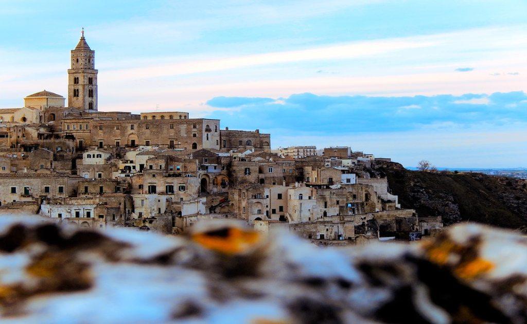 capitala culturala europeana 2019 Matera