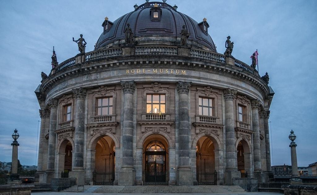 Obiective turistice Berlin-Insula Muzeelor