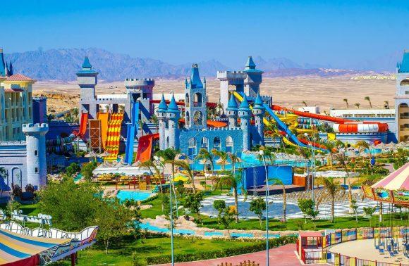 Serenity Fun City Hurghada 5*/ all inclusive