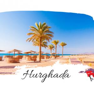 Vacanta Hurghada, Egipt 2020