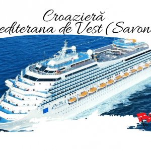 Croaziera 2019 – Mediterana de Vest (Savona) – Costa Cruises – Costa Magica – 4 nopti