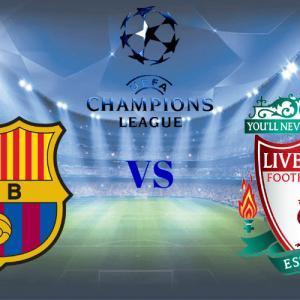 SEMIFINALE Champions League: BARCELONA – LIVERPOOL