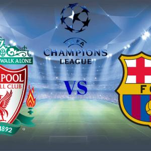 SEMIFINALE Champions League: LIVERPOOL – BARCELONA