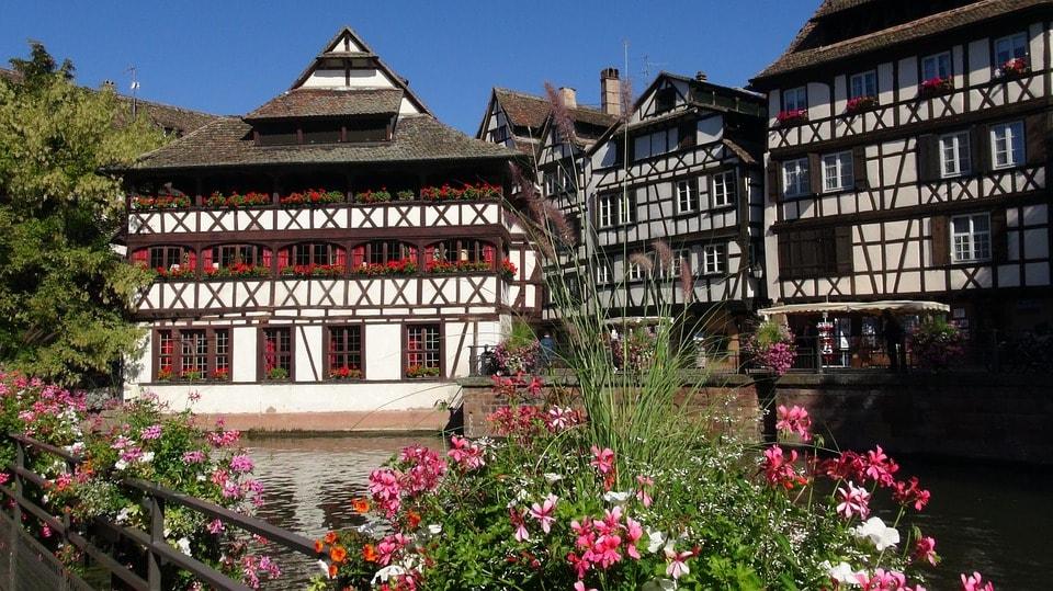 Petite France - obiective turistice Strasbourg
