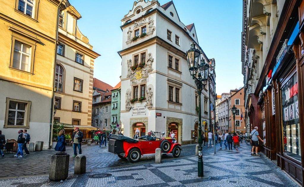 Praga - destinatii luna de miere Europa