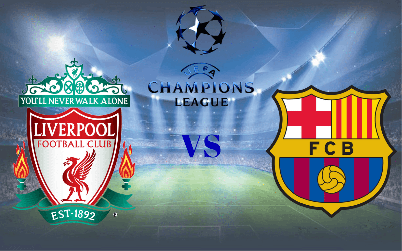 Semifinala Liverpool - Barcelona