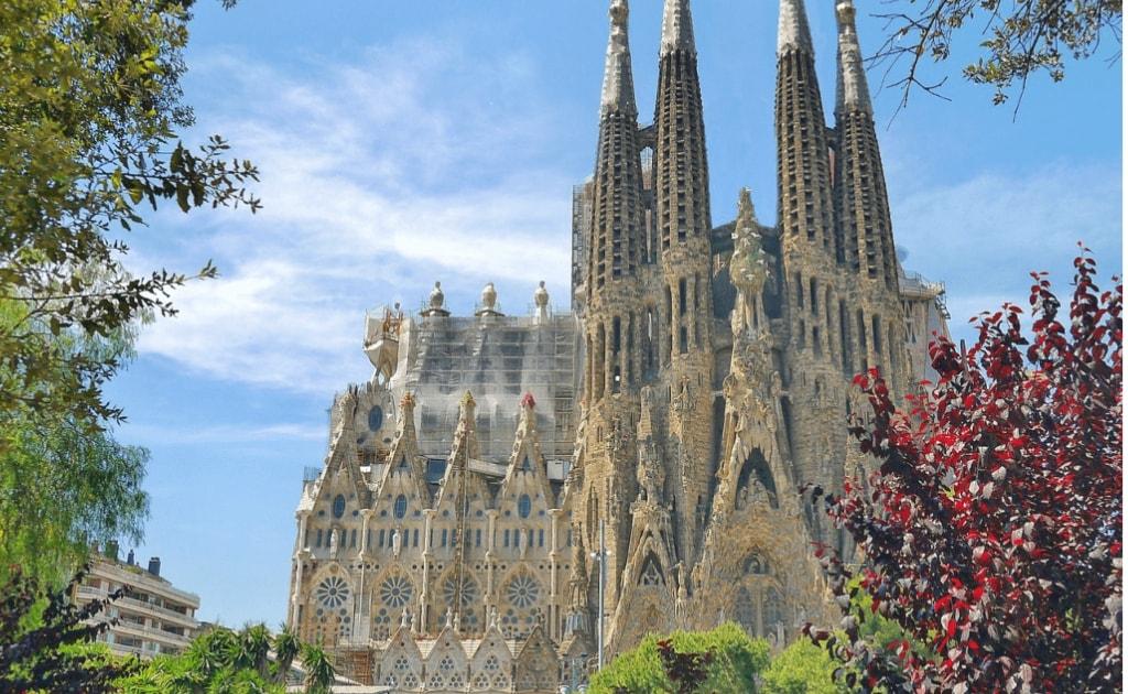 Spania - destinatii luna de miere Europa