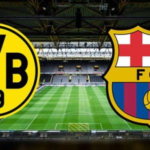 Champions League: FC. BARCELONA – BORRUSIA DORTMUND