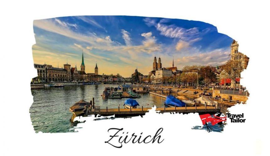 Top 10 atractii si obiective turistice Zurich, Elvetia