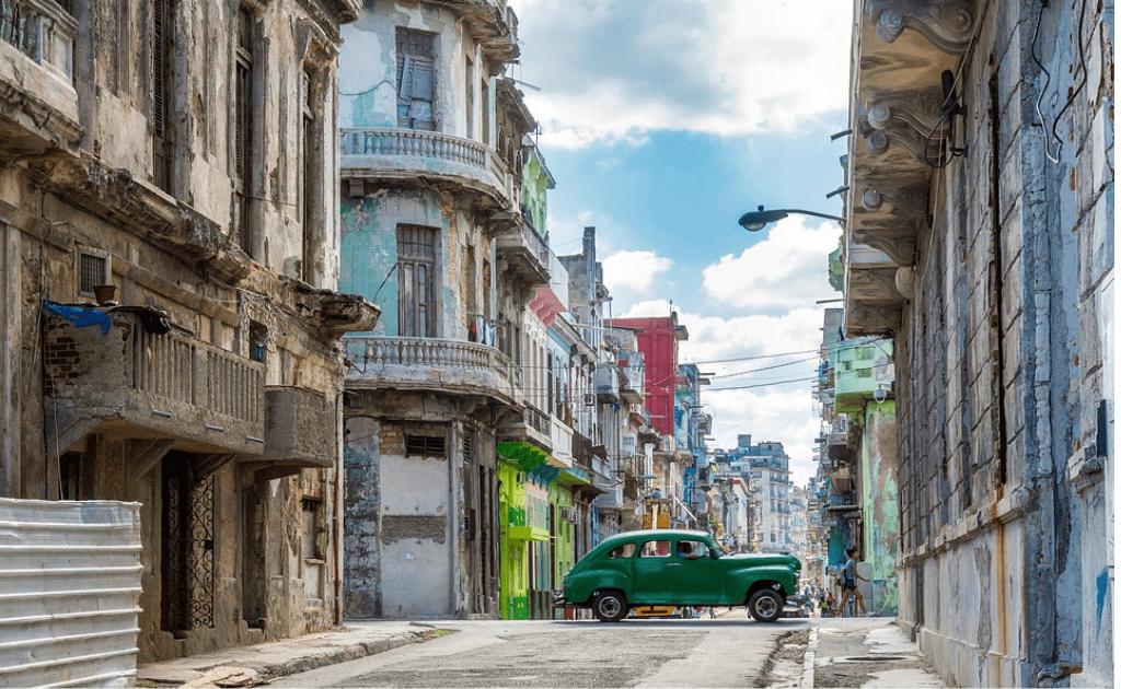 Obiective turistice - Havana Cuba