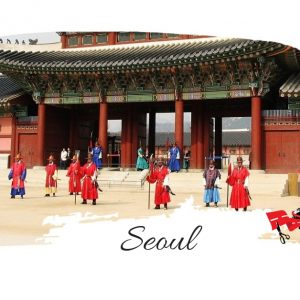 Top 10 obiective turistice Seoul
