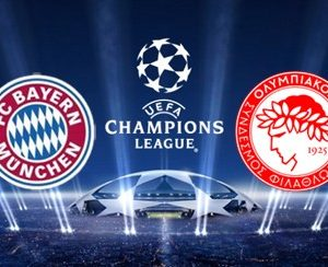 Champions League: Olympiakos FC – FC Bayer München
