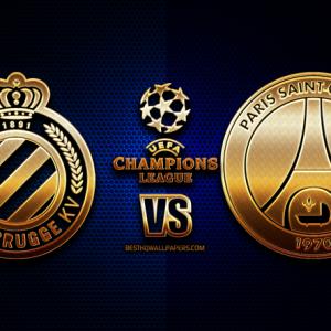 Champions League: Club Brugge KV – Paris Saint-Germain FC