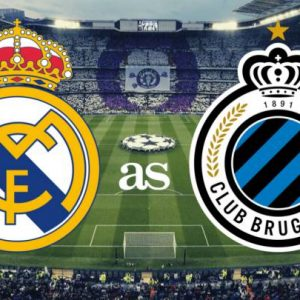 Champions League: Club Brugge – Real Madrid