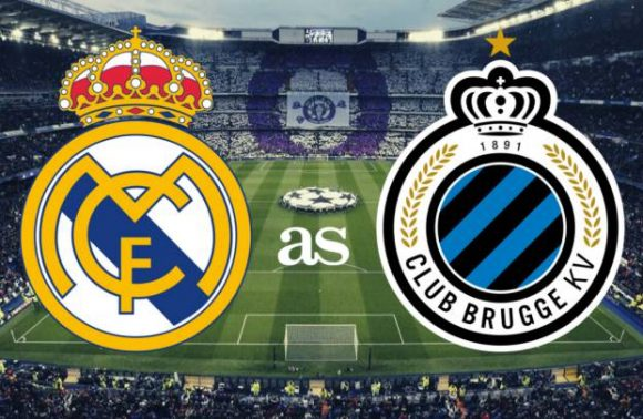 Champions League: Club Brugge – Real Madrid