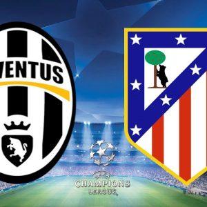UEFA Champions League: Juventus Torino – Atletico Madrid