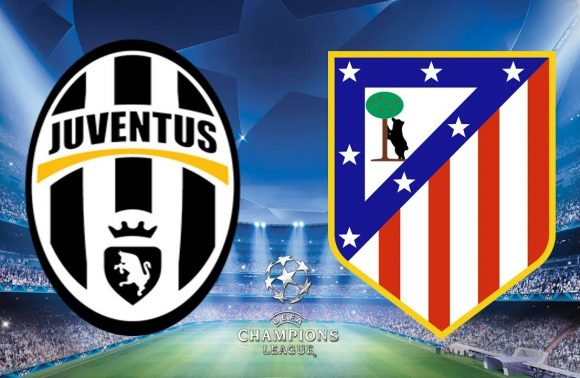 UEFA Champions League: Juventus Torino – Atletico Madrid
