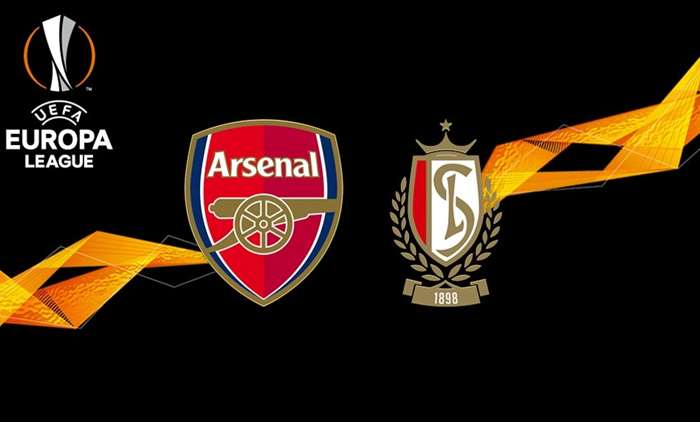 UEFA Europa League: STANDARD LIÈGE – ARSENAL
