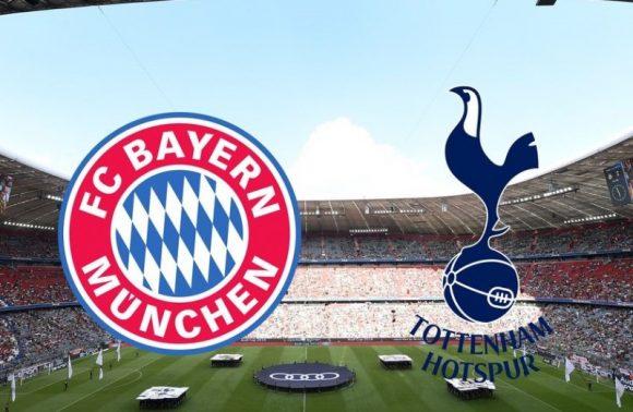 UEFA Champions League: FC Bayern Munchen – Tottenham