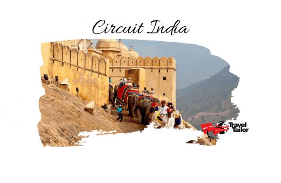 Circuit INDIA – TRIUNGHIUL DE AUR