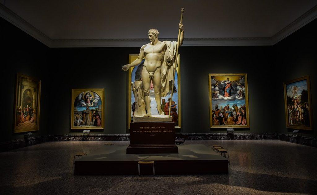 7 obiective turistice Milano Pinacoteca di Berra