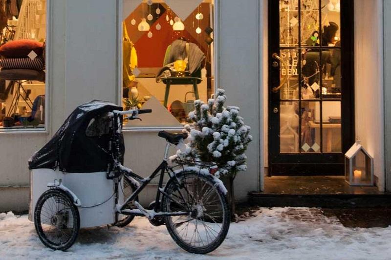 Magazin cochet in Copenhaga