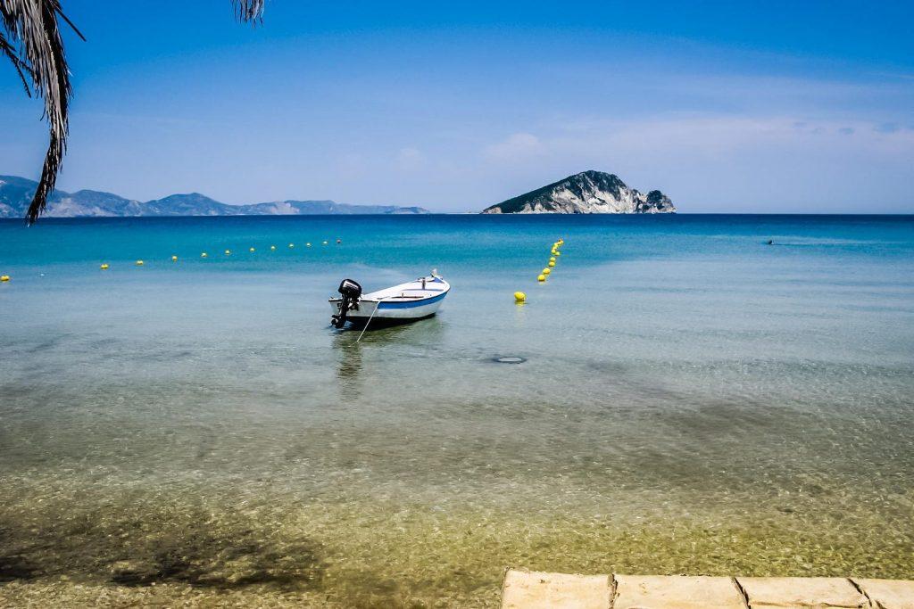 Insula Marathonissi - O excursie in Zakynthos pe care va recomandam sa nu o ratati.