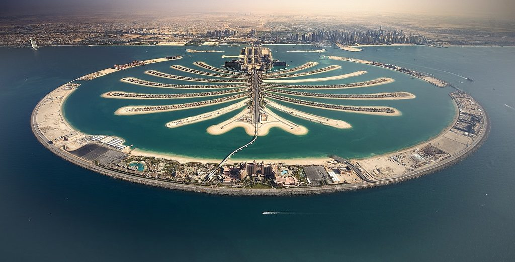 Palm Jumeirah - Atractii turistice in Dubai